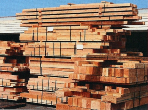 timber stack